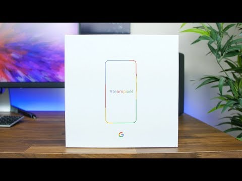 Google Pixel 3a XL Unboxing and First Look