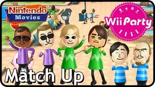 Wii Party - Match Up (2 Players)