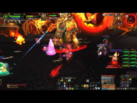 Baleroc the Gatekeeper vs Templar Knights Mannoroth - Firelands