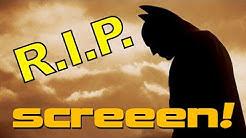BATMAN ist TOT? | SCREEEN! #News