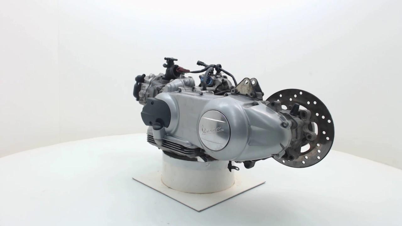 vespa 300 motor