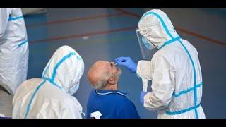 Cifras del fin de semana por #coronavirus en España: 23 de noviembre