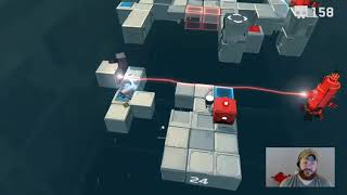 Death Squared | First Playthru | Puzzle Game | Part 4