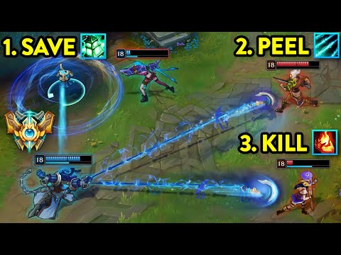 How CHALLENGER LOL Players See The Game...