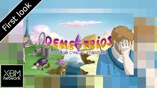 First Look at Demetrios on Xbox One from COWCAT games