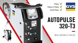 GYS - AUTOPULSE 320-T3 (english version)