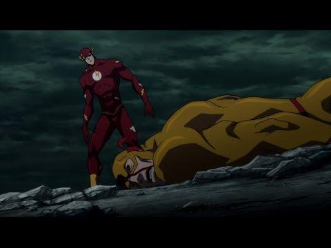 Justice League: The Flashpoint Paradox (Reverse Flash Dies)