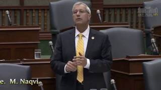 Government ignores First Nations on Bill 152: Fedeli (Part 2) Oct. 23, 2017