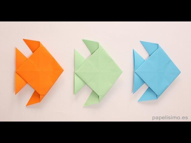 Papiroflexia Para Niños Los Mejores 10 Vídeos Etapa Infantil