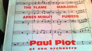 EP  PAUL  PIOT       APRES  MINUIT