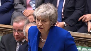 PM Theresa May to present Brexit