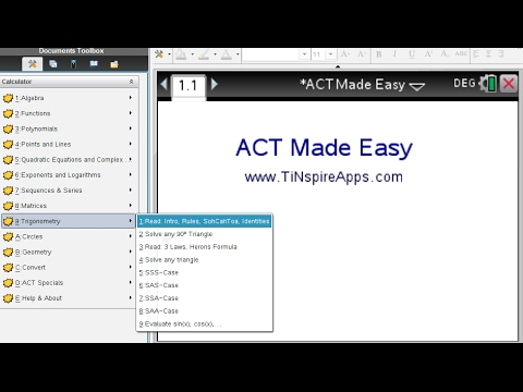 Actme step by step solver for the ti nspire cx handheld youtube actme step by step solver for the ti nspire cx handheld urtaz Image collections
