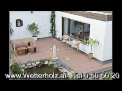 montage anleitung von wpc terrassendielen preisinfo von youtube. Black Bedroom Furniture Sets. Home Design Ideas