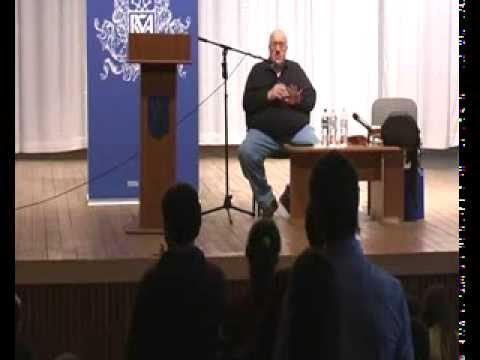 Лекція Кахи Бендукідзе в Києво-Могилянській Академії