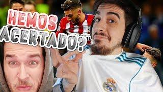 HEMOS ACERTADO EL RESULTADO?   DERBI Atleti vs Real Madrid