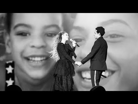 Beyoncé and Jay - Z- Young Forever (On The Run II Tour DVD)