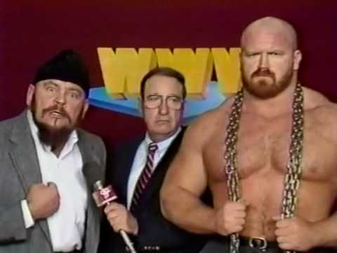 NWA Worldwide Wrestling 4/4/87