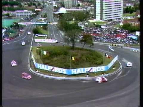 1988 - Birmingham Superprix - Highlights of the Metro 6R4 Trophy race
