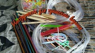 тунисские крючки для вязания купить в украине выбрать недорого из