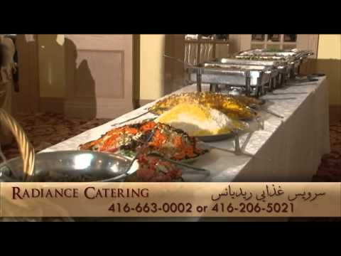 Radiance Catering (Afghan Wedding Catering Toronto)
