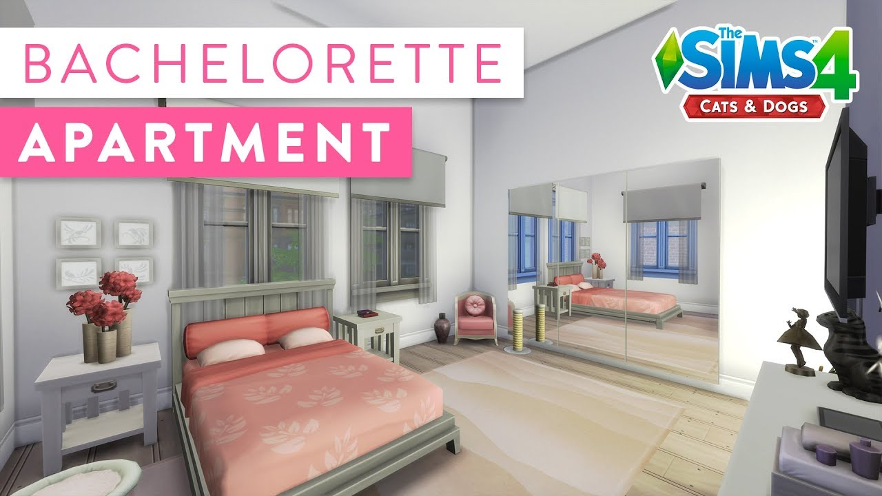Bachelorette Apartment