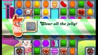 Candy Crush Saga Level 1583 walkthrough (no boosters)
