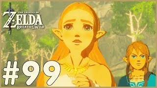 Zelda: Breath Of The Wild - It's Awake... (99)
