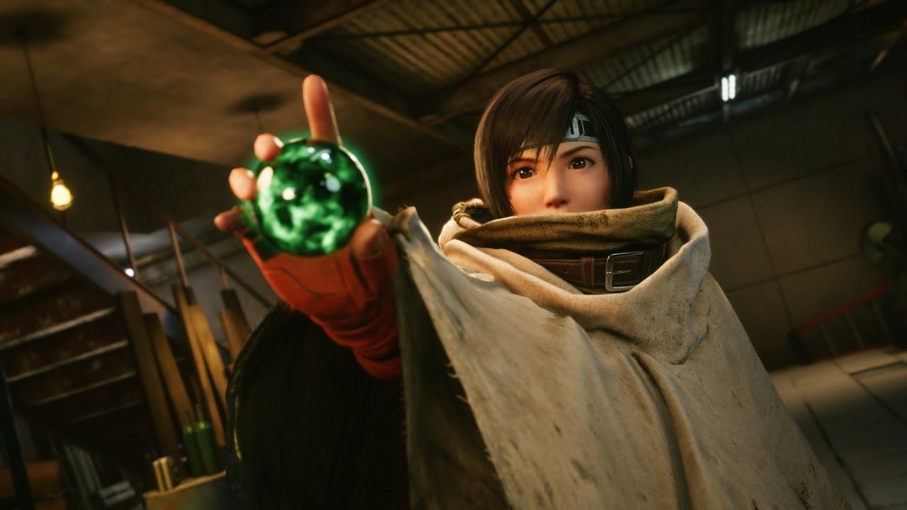 PS5《FINAL FANTASY VII REMAKE INTERGRADE》中文發表預告