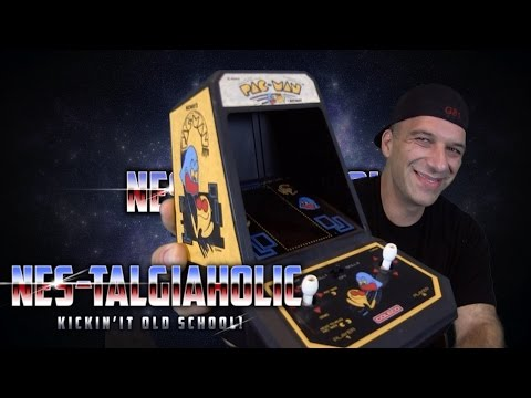1981 Coleco Pac-Man Table Top Game Review - NEStalgiaholic