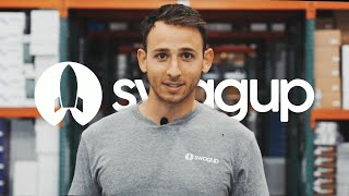 Meet Your New Chİef Swag Officer - SwagUp