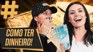 Aprenda a ganhar dinheiro com Nathalia Arcuri (Me Poupe) | Adriane Galisteu