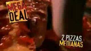 Pizza Hut Mega Deal