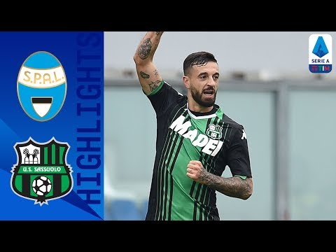 SPAL 1-2 Sassuolo | Two Second Half Goals Earn Dominant Sassuolo Win! | Serie A TIM