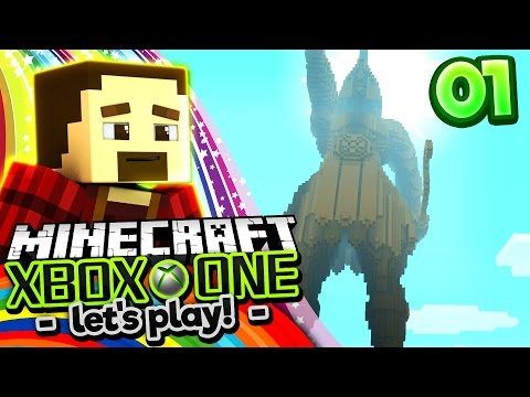 """""""THIS IS UNBELIEVABLE""""   Minecraft Xbox Survival #1"""
