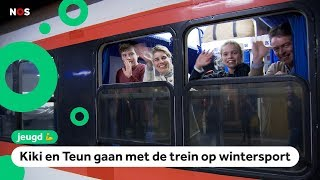 Vakantie met de trein wordt populairder