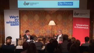 ÖIF-Diskussion mit Jörg Baberowski
