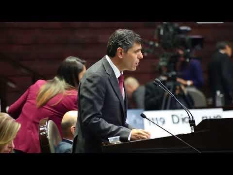 Intervención del Diputado Miguel González Salum sobre #LeyDeIngresos 2018
