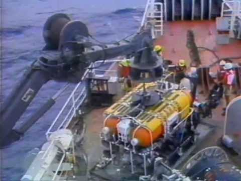 Profiling Underwater Submersibles - AT&T Archives