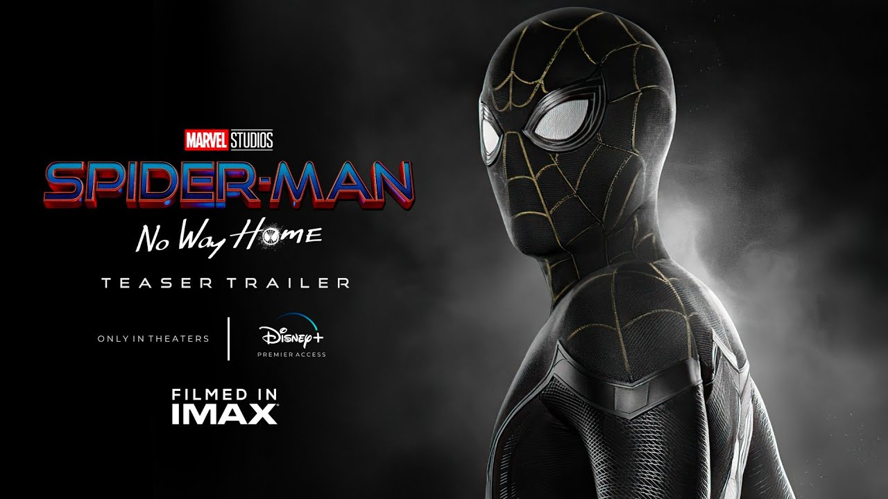 SPIDER-MAN: NO WAY HOME - Exclusive Teaser Trailer (2021)   New Marvel Movie Concept   Tom Holland - YouTube