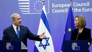 Jerusalem-Streit: Netanjahu hofft auf Unterstützung aus Europa