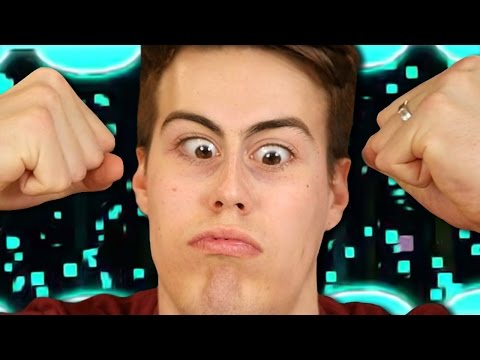THE FACE OF A CHAMPION! - Geometry Dash