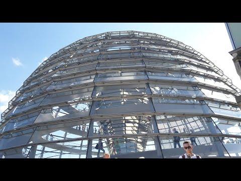 Travel in Berlin - The German Bundestag Part 2- Reichstagsgebäude Teil 2 -phuong nguyen berlin