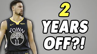 Should Klay Thompson Take 2 YEARS OFF After ACL Tear?! Doctor's Take on the Evidence