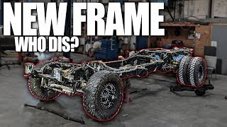 NEW FRAME WHO DIS?! (DUALLY BUILD SERIES)
