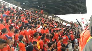 vuclip Banaspati memadati stadion Pekalongan