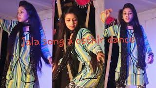 Jala by rakib Musabbir song osthir dance by bangladeshi girl most watch