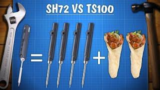 🗡️Убийцы паяльника TS100: обзор SH72, PX-988U и паяльной ручки T12