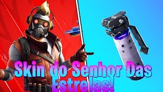 LORD OF THE STARS SKIN! DARK GRENADE! FOURTH RUNE AND FINAL EVENT OF SEASON 8-FORTNITE