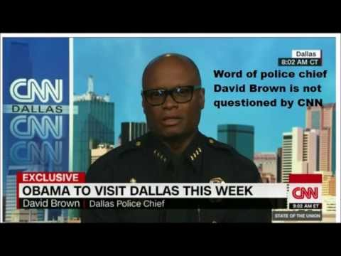 Multiple shooters kill 5 cops in Dallas provocation - Black Lives Matter, Jason Whitely WFAA TV