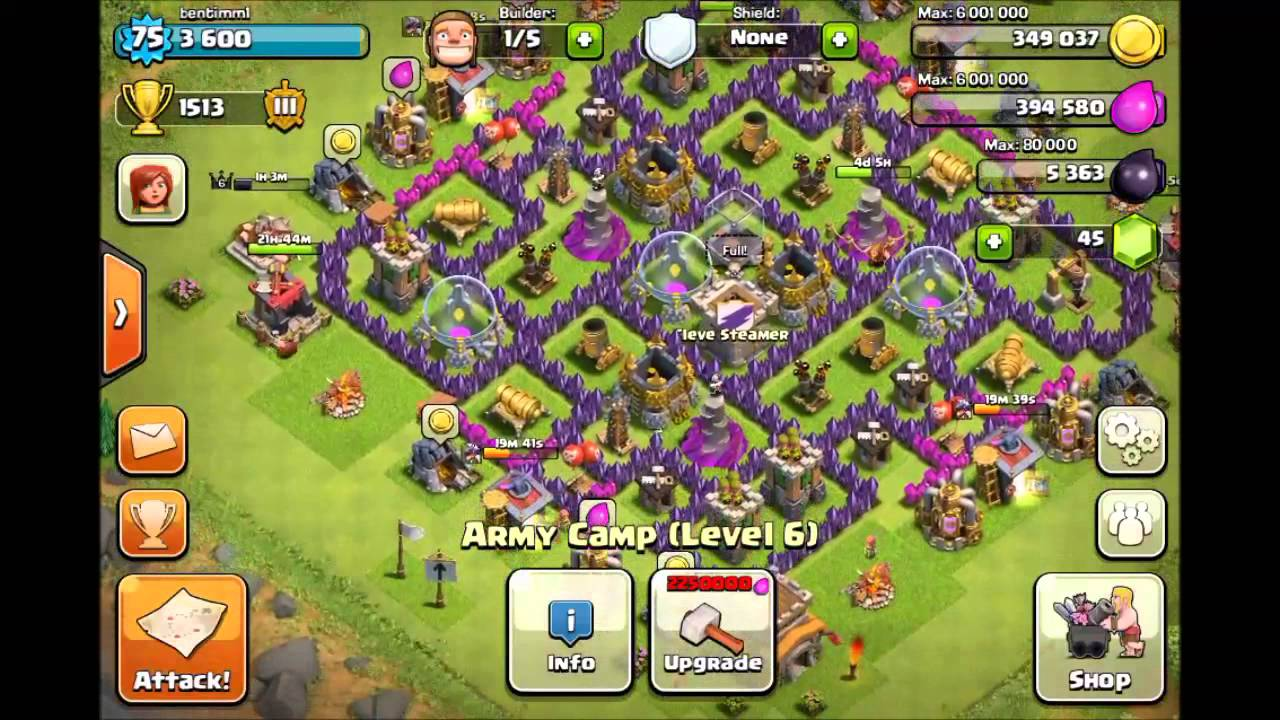 Town hall 8 farming best clash of clans defense town hall 8 farming